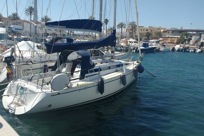 Hire Sailboat ELAN 295 Formentera