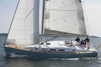 Rental Sailboat HANSE 400 Athens