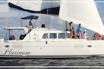 Location Catamaran LAGOON 450 Cozumel