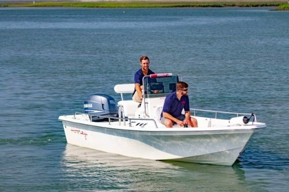 Rental Motorboat Strike 21' Hooley Motor boat Charleston
