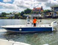 Rental Motorboat Seapro 25Ft 248 Seapro Charleston
