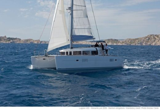 Catamaran Beneteau Lagoon 400 S2 Limited Edition for rental