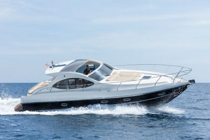 Charter Motorboat Primatist Abbate G41 Ibiza