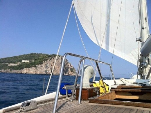 Voilier Sciarrelli -Stern Magoo 42 entre particuliers