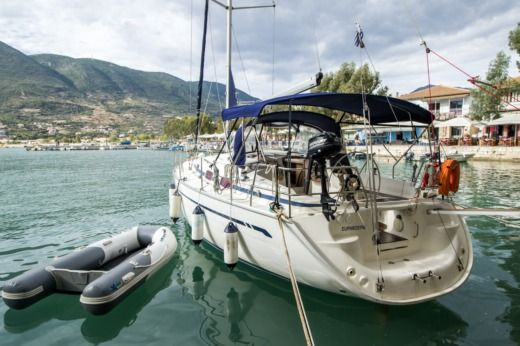 Bavaria Cruiser 37 in Vasiliki