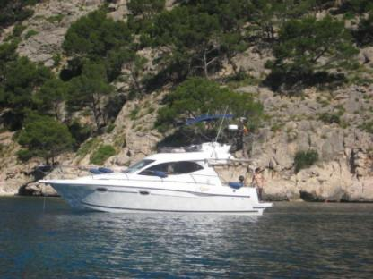 Charter Motorboat Starfisher 34 Fly Menorca