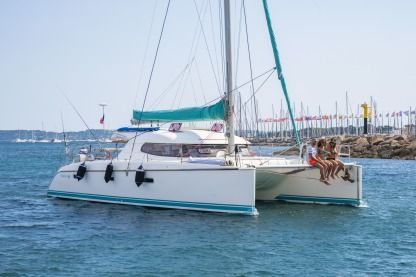 Location Catamaran Nautitech Nautitech 40 Toulon