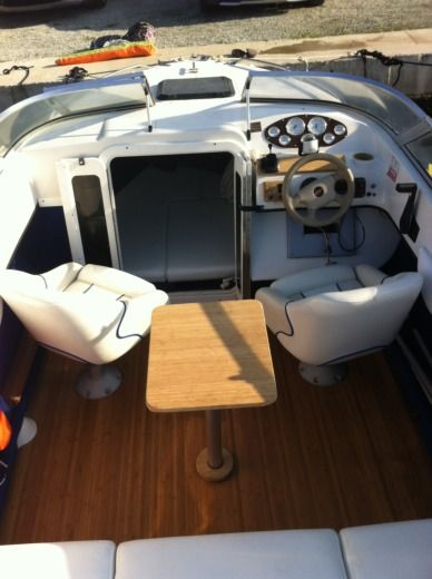 Sunbird Cuddy 195 in Saint-Florent for hire