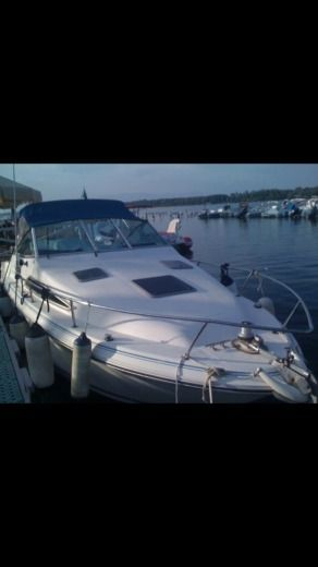 Lancha Sea Ray 22Da