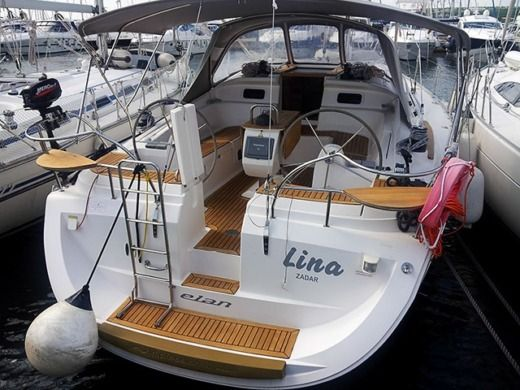 Sailboat Elan ELAN 434 Imp. peer-to-peer