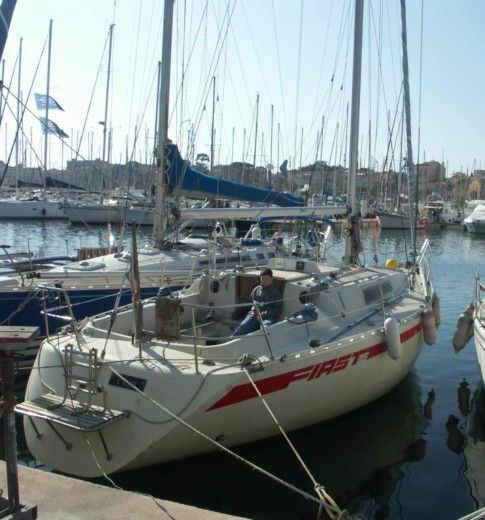 Beneteau First35 in Bandol zu vermieten