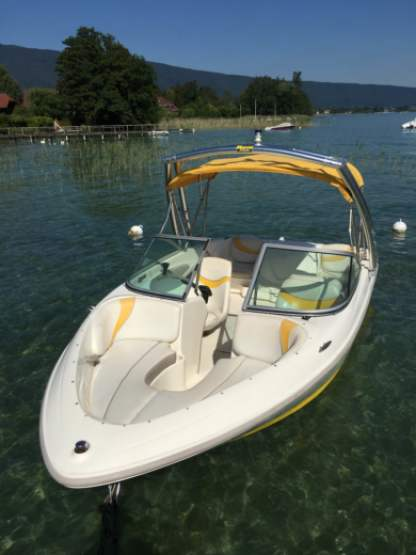 Rental Motorboat Maxum 1800 Mx Annecy