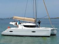 Location Catamaran Fountaine Pajot Lipari 41 Pointe-à-Pitre