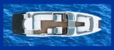Verhuur Motorboot Lucky Boat Four Winns 9M Luxe 3 Antibes