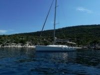 Charter sailboat in Rijeka