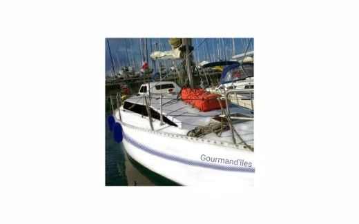 CPR Mopellia 2000 in Le Verdon-sur-Mer for hire