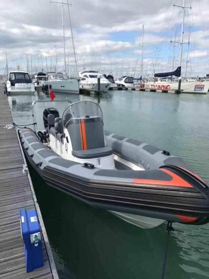 Location Semi-rigide Ribcraft 780 Marseille