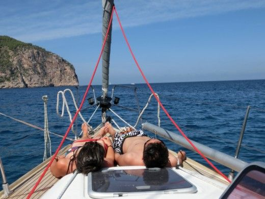 Charter sailboat in Dominica peer-to-peer