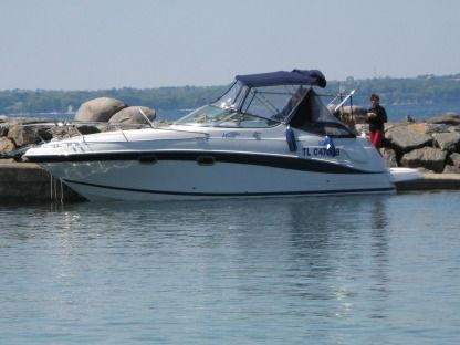 Charter Motorboat Four Winns 268 Arzon