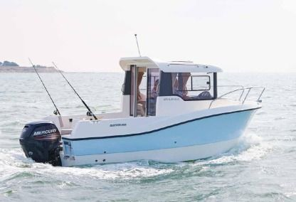 Miete Motorboot Quicksilver Pilothouse 555 Valencia
