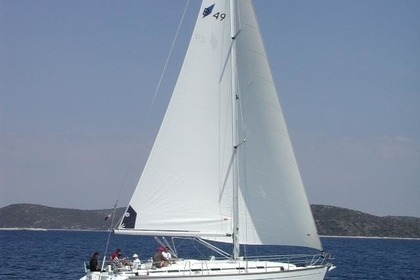 Hire Sailboat BAVARIA Cruiser 49 Trogir