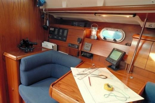 Jeanneau Sun Odyssey 40 in Barcelona for hire