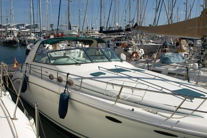 Rental Motorboat SEA RAY 370 SUNDANCER Borriana