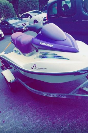Sea Doo Gti 90Cv 2002 in Arles for hire