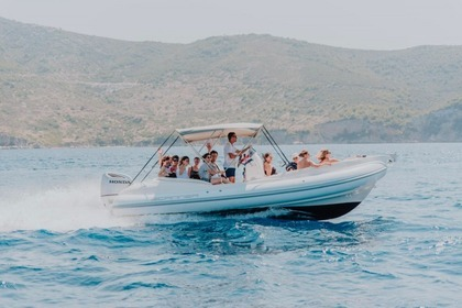Rental RIB SCANNER 710 ENVY Trogir