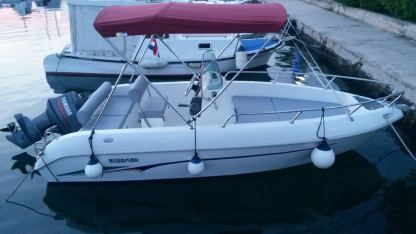 Rental Motorboat Aquamar 17 Podstrana