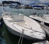 Charter motorboat in Saint-Cyprien