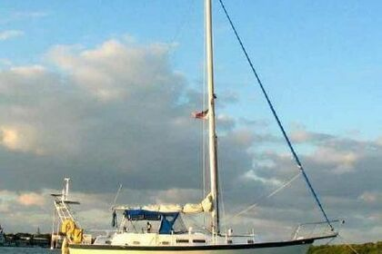 Hire Sailboat Irwin 45' Irwin Cruiser Charleston