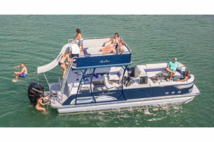 Rental Motorboat Avalon Funship Naples