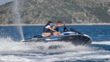 Yamaha Vx 110 Deluxe in Trogir for rental