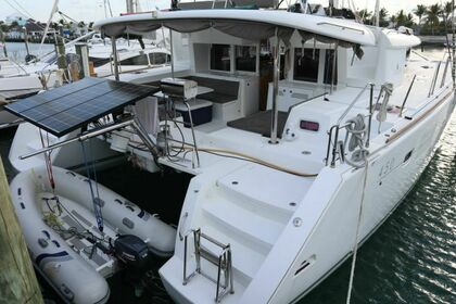 Location Catamaran Lagoon Lagoon 450 with A/C Nassau