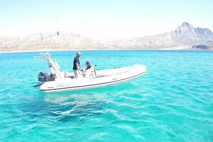 Hire RIB Watercraft 530 Kissamos