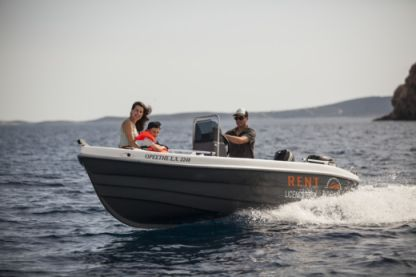 Charter Motorboat L. Ammos 455 Paros