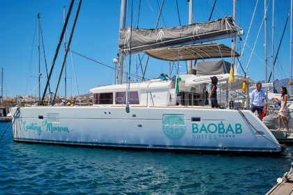 Hire Catamaran LAGOON 450 Palm-Mar