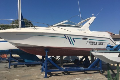 Hire Motorboat Arcoa 857 Thoissey