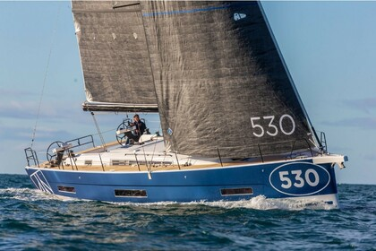 Rental Sailboat Dufour 530 Athens