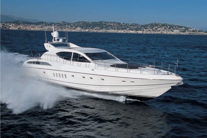 Location Yacht Leopard 24 Cannes