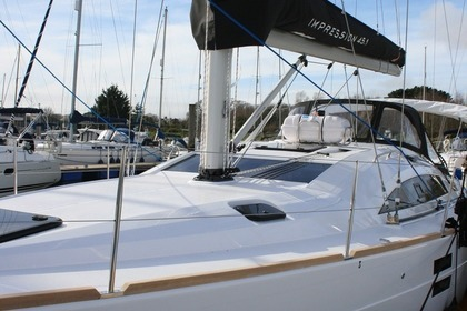 Hire Sailboat Elan 45 Hampshire