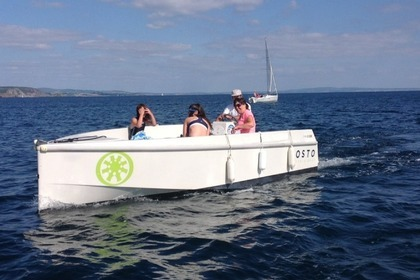 Rental Motorboat Obiship Costo Morgat