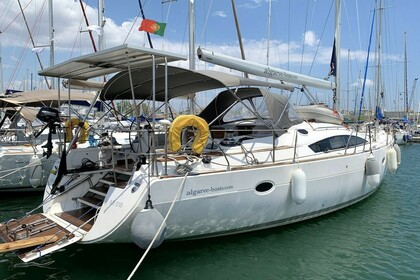 Hire Sailboat Elan Elan 514 Impression Albufeira