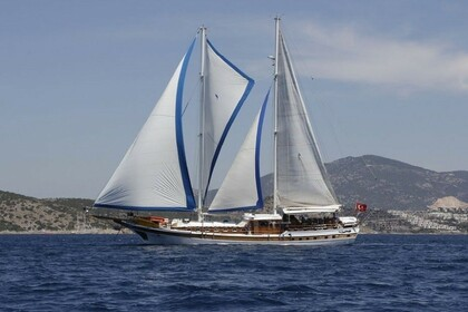 Charter Sailing yacht Custom Made Sultan A Bodrum