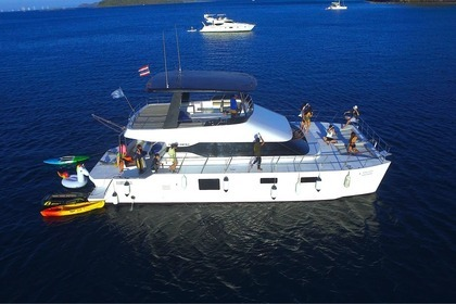 Hire Motorboat Custom Power Catamaran 52 Pattaya