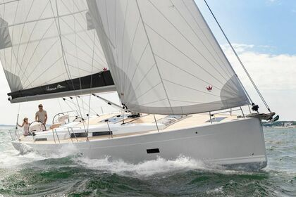 Hire Sailboat Hanse Hanse 458 Preveza