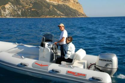 Location Semi-rigide Marsea 90 Sport Olbia