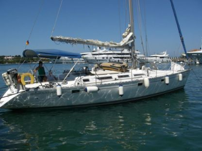 Miete Segelboot Jeanneau Sun Magic 44 Saint-Florent
