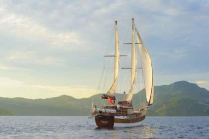 Charter Sailboat Custom Built Gulet Marmaris